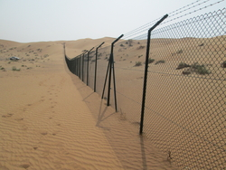 Chain Link Fence System from LINK MIDDLE EAST LTD