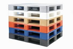 Plastic Pallets from AKMA GENERAL TRADING L.L.C.