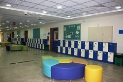 HPL Locker Manufacturers Abu Dhabi from TM FURNITURE INDUSTRY