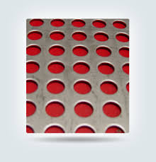 PERFORATED METAL SHEETS from GULF ENGINEER GENERAL TRADING LLC