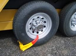Wheel Clamp  from WESTERN CORPORATION LIMITED FZE