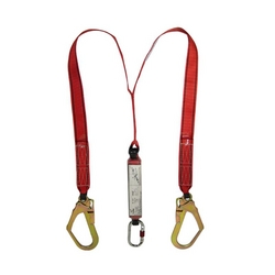 SAFETY HARNESS DOUBLE HOOKWEBBING LANYARD042222641 from ABILITY TRADING LLC