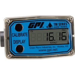 GPI ELECTRONIC WATER METER from NARIMAN TRADING COMPANY LLC