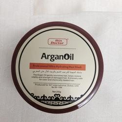 Argan hair mask