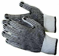 Dotted Gloves from AL SHAMAA AL SAFRAA HARDWARE AND ELECTRICAL TRD.