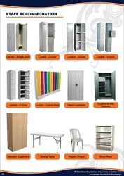 LOCKER FOR CAMP SHOE RACK STEEL CUPBOARD 042222641 from ABILITY TRADING LLC