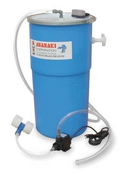 ABANAKI Coolescer 1 GPM Removes Oils in uae from WORLD WIDE DISTRIBUTION FZE