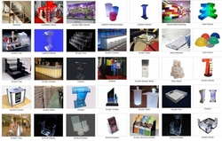 Acrylic fabrication from ADEX  PHIJU@ADEXUAE.COM/ SALES@ADEXUAE.COM/0558763747/0564083305