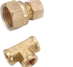 ANDERSON METALS Female Coupling in uae from WORLD WIDE DISTRIBUTION FZE