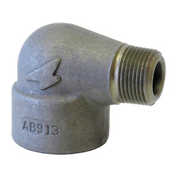 ANVIL Forged Steel Street Elbow, 90 Degrees from WORLD WIDE DISTRIBUTION FZE