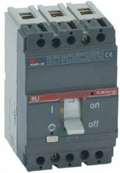 MOULDED CASE CIRCUIT BREAKER MCCB RLMC01 from AL TOWAR OASIS TRADING