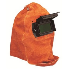 LEATHER WELDING HOOD ,SELLSTROM, USA from URUGUAY GROUP OF COMPANIES