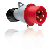 ABB PLUG 32 A, IP44 SPLASHPROOF SUPPLIER IN UAE from AL TOWAR OASIS TRADING