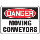 ACCUFORM SIGNS Moving Conveyors Sign in uae from WORLD WIDE DISTRIBUTION FZE