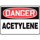 ACCUFORM SIGNS Acetylene Sign in uae from WORLD WIDE DISTRIBUTION FZE