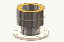 STAINLESS STEEL FLANGES FOR EXHASUT SYSTEM from JEREMIAS