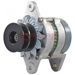 KOMATSU ALTERNATOR S6D125 24V from NAJMAT ALGHAFIAH SPARE PARTS TRD.