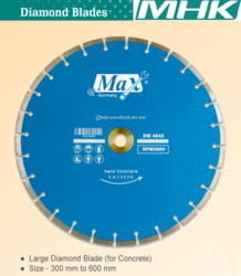 Diamond Cutting Blade for Concrete from M H K HARDWARE TRADING LLC