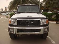 TOYOTA LAND CRUISER 76 Hardtop V6 4.0L Petrol Manu from SAHARA MOTORS