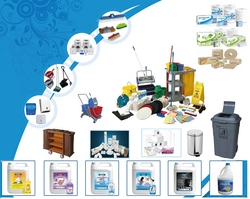 Cleaning Products supplier in UAE from AL MAS CLEANING MAT. TR. L.L.C