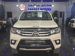 2016 Model Left Hand Drive Toyota Hilux VIGO 3.0L  from SAHARA MOTORS