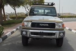 2015 Model Toyota Land Cruiser 71 Hardtop V6 4.0L  from SAHARA MOTORS