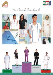 HOSPITAL UNIFORMS from ASHAR PROFESSIONAL LINENS FZE