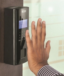 Palm Vein Based Reader (PVR) from ACIX MIDDLE EAST