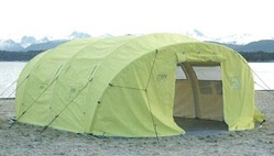 Emergency/ Rescue and Military Tent in UAE from ARASCA MEDICAL EQUIPMENT TRADING LLC