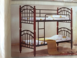Bunk Bed for Labour Camp - Furnishing from STEADFAST GLOBAL INDUSTRIAL SUPPLIES FZE
