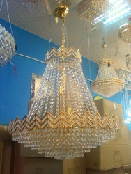 Crystal Chandeliers from AL IDHAAH AL ASRIAH TR. CO. LLC