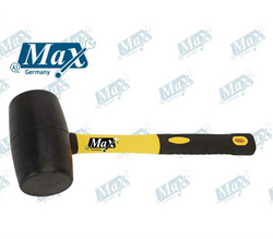 Rubber Mallet Hammer 1.5 LB (24 oz) with Fiber Han from A ONE TOOLS TRADING LLC