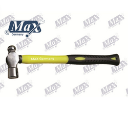 Ball Peen Hammer 1 LB with Fiber Handle from A ONE TOOLS TRADING LLC