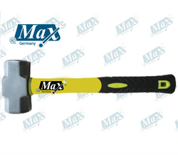 Sledge Hammer 10 LB with Fiber Handle from A ONE TOOLS TRADING LLC