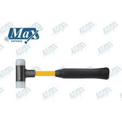Nylon Hammer 25 mm with Fiber Handle from A ONE TOOLS TRADING LLC