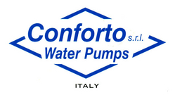Conforto Water Pumps - Italy from MASHREQ INTERNATIONAL LLC