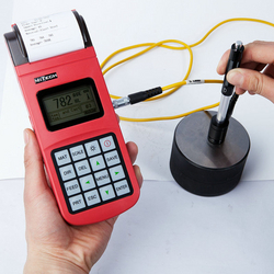 Portable Hardness Tester from MIDDLE EAST METROLOGY FZE