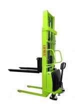 Semi Electric Stacker from ADEX  PHIJU@ADEXUAE.COM/ SALES@ADEXUAE.COM/0558763747/05640833058