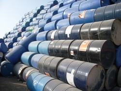 Empty Chemical Drums from DELTA GULF TRADING GROUP