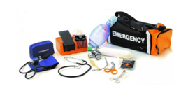 Emergency Bags with Contents from ARASCA MEDICAL EQUIPMENT TRADING LLC
