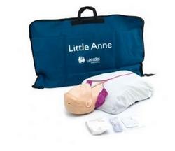 Little Anne CPR training manikin , Dubai UAE from ARASCA MEDICAL EQUIPMENT TRADING LLC