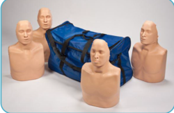 Practi-Man Four Pack from ARASCA MEDICAL EQUIPMENT TRADING LLC