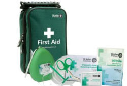 AED Responder Kit from ARASCA MEDICAL EQUIPMENT TRADING LLC