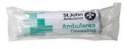 no.1 ambulance first aid dressing, 10 x 12.5cm  from ARASCA MEDICAL EQUIPMENT TRADING LLC