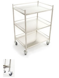 Surgical Instrument Trolley (Dubai UAE) from ARASCA MEDICAL EQUIPMENT TRADING LLC