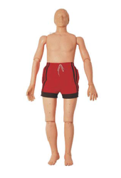 Water rescue manikin from ARASCA MEDICAL EQUIPMENT TRADING LLC