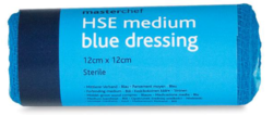 Blue HSE Dressing from ARASCA MEDICAL EQUIPMENT TRADING LLC