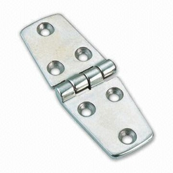 "SS 316 HINGE 100mm 4"" from PIPLODWALA HARDWARE TRADING L.L.C"