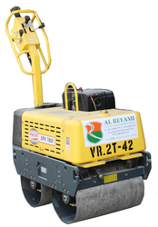 HIRE OF ROLLER COMPACTOR IN UAE from RTS CONSTRUCTION EQUIPMENT RENTAL L.L.C