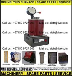 Mini Melting furnace Casting furnace in Dubai UAE from AMIR INDUSTRIAL EQUIPMENTS